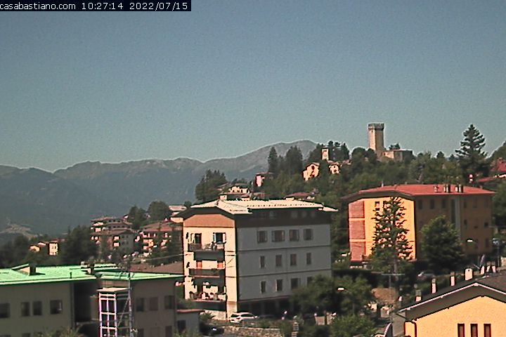 Webcam Montese (MO) - 800 m. slm
